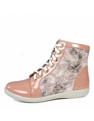Ботинки для школьников девочек 62106, Марко