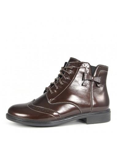 Ботинки для школьников девочек 62114, Марко