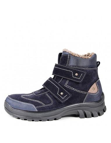 Ботинки для школьников мальчиков 62122,