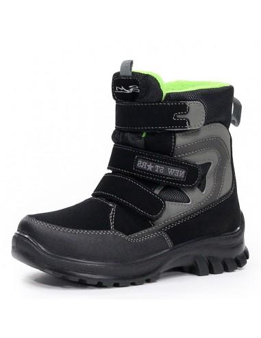 Ботинки для школьников мальчиков 62160, Марко