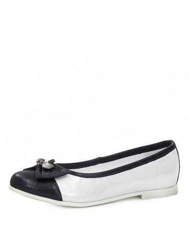 Туфли для школьников девочек 0631055, Красный октябрь